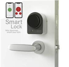 Oit'sme Smart Deadbolt Lock Doorman Mini Front Door Lock For American Locks