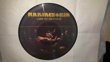 Rammstein Lp Picture Disc