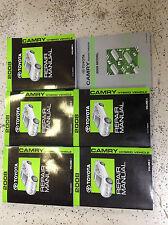 2008 Toyota CAMRY Hybrid Vehicle Service Workshop Shop Repair Manual Set W EWD