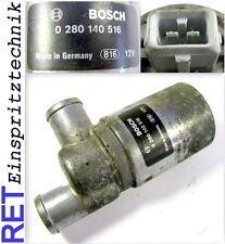 Leerlaufregler BOSCH 0280140516 Opel Astra Calibra Kadett Vectra 2,0 original