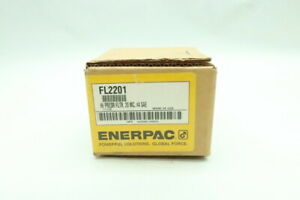 Enerpac FL2201 High Pressure Filter 20 Mc #4 Sae 5000psi