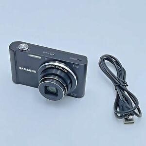 Samsung ST Series ST201 16.1MP Digital Camera - Black