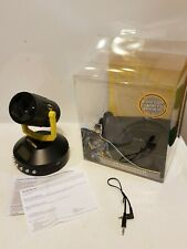 Batman Bat-Signal Projector Digital Alarm Clock Radio Light Batsignal 2013 Sakar