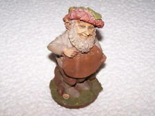 "1985 Tom Clark Gnome Button Edition #26 Retired - Signed -Coa ""Cute As A Button"""