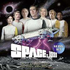 Space:1999 Years 1&2 Original TV Soundtrack - Barry Gray Derek Wadswor (NEW 2CD)