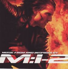 Mission Impossible 2 Soundtrack Audio CD Various