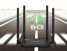 Wavlink AC1200 Wireless Router,Dual Band Router, 4 External Antenna,WPS Button