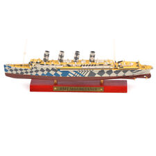 1/1250 Diecast HMT MAURETANIA Cruise Ship Alloy boat Model Collection Gift ATLAS