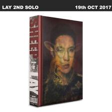 EXO LAY - 02 SCHAF (2. SOLO ALBUM) CD + FOTOBUCH + KARTE