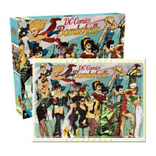 DC Comics Bombshells 1000 Piece Puzzle NEW
