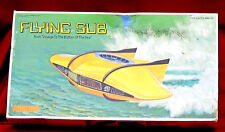 "Seaview FLYING SUB model Aurora 1975 ""Voyage to the Bottom of the Sea"" NIB Vtg"