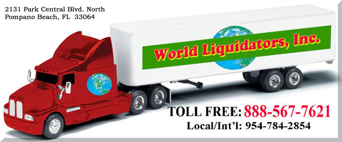 World Liquidators Wholesale