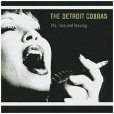 Detroit Cobras-Life Love and Leaving CD CD  New