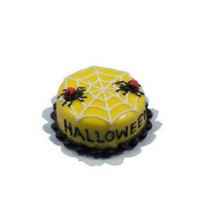 1:12 scale Dolls House Miniature Halloween food-cake-bakers-dessert