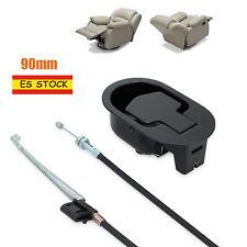 90mm Palanca reclinable tirador de metal para sillón sofá Cable Mango Reemplazo
