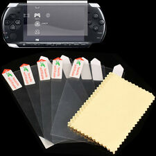 5x Clear Screen Protector Protective Film Guard For Sony PSP 1000 2000 3000 New
