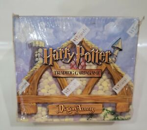 Harry Potter TCG Diagon Alley Booster Box WOTC Card Game SEALED