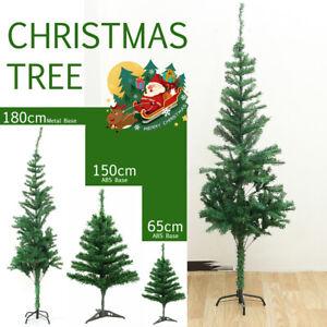 60cm/150cm/180cm Artificial Christmas Tree Xmas Desktop Standing Tree Decor Home