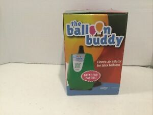 The Balloon Buddy Inflator - Electric Air Inflator for Latex Balloons - New