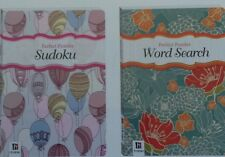 Word Search and Sudoku Book Pack