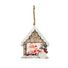 Cornice Portafoto Decorazione Addobbo Natale Albero Zep Isak 3 Casa 7x5.5cm
