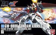 HGAW 1/144 Gundam Air Master (Mobile New Century Gundam X) Bandai Gunpla