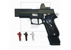 Sig Sauer P220/P226/P227/P229/M11-A1 Aluminum Trigger by Shepherd Tactical Suppl