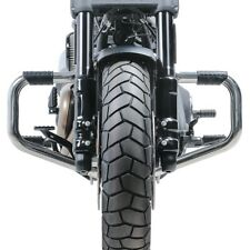 Pare cylindre Mustache II pour Harley Softail Fat Bob 114 18-20 inox