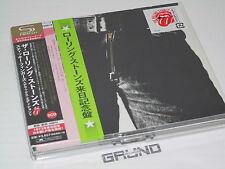 2 SHM-CD: Rolling Stones – Sticky Fingers, JAPAN Edition, Digipack, NEU (B4/2)