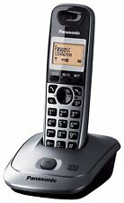 Panasonic KX-TG2521 DECT Digital Cordless Phone with Answering Machine Grey