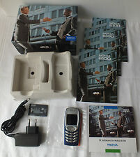 Nokia 6100 nuevo con original verpac. azul oscuro mercedes w212 w221 w207 w204 w211