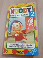 Enid Blyton's Noddy and the Kite 2 VHS Video Tape 1993