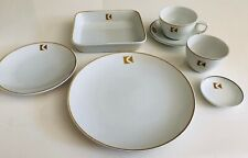 CP Air - 7-Piece Place Setting - Airline Cabin Service