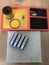 Inspektionspaket Filter Set VW Polo (9N) 1.6 16V (77kW/105PS) MKB: BTS