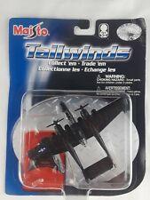 Maisto Tailwinds P-61 Black Widow Diecast Airplane New