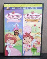 Strawberry Shortcake : Dress Up Days & Cooking Up Fun  (2 DVD Set)   LIKE NEW
