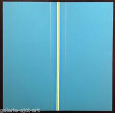 TROVATO Sérigraphie Originale 1969 Signée 100ex. 61x61cm Op Art 47ans Abstrait