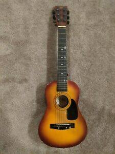 """First Act Discovery 30"""" Acoustic Guitar--Barely used-Excellent Condition"""