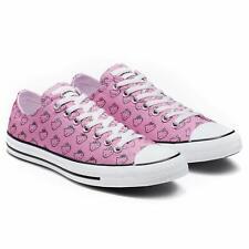 Converse Chuck Taylor All Star Lo Hello Kitty Fashion Sneakers 12 Women/10 Men