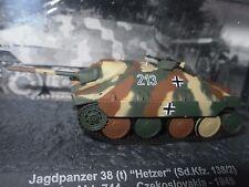 """Jagdpanzer 38 """"Hetzer"""" / Panzer/Czekoslovakia/1945/unbespielt /1:72"""