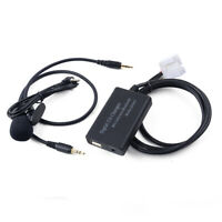 Bluetooth Music Hands-Free Car Kit AUX Adapter For Honda Fit Jazz Odyssey Pilot