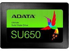 "ADATA Ultimate SU650 2.5"" 240GB SATA III 3D NAND Internal Solid State Drive (SSD"