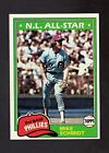 1981 TOPPS #540 MIKE SCHMIDT PHILLIES MINT