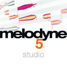 Celemony Melodyne 5 Studio Upgrade from Melodyne 4 Studio
