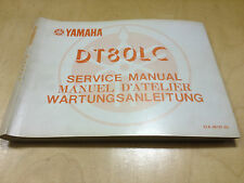 Workshop Manual DT 80 LC (37A) (1983)