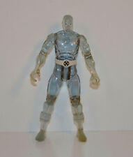 "1992 Ice Man 4.5"" Toy Biz Action Figure X-Men Marvel Universe Comics"