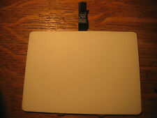 GENUINE Apple Macbook 13.3 A1342 2010 White Trackpad Board with Cable 821-0890-A