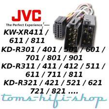JVC Radioadapter Adapter ISO KD-R401 KD-R601 KD-R801 ..