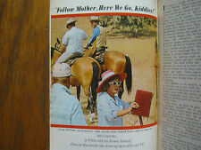 1966 TV Guide(ARTHUR  MILLER/DOUG  McCLURE/THE  VIRGINIAN/JIM  NABORS/IDA LUPINO