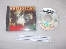CD ROCK Timbuk 3-Edge of Allegiance (12) canzone IRS